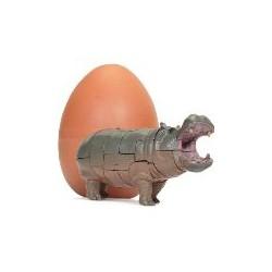 Puzzle 3D animal sauvage...