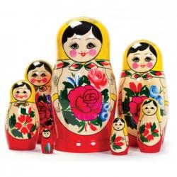 Poupée russe  (7-parties)