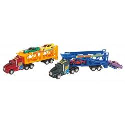 Camion transporteur de...