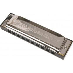 Harmonica métallique -...