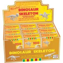 Petit dinosaure à déterrer...