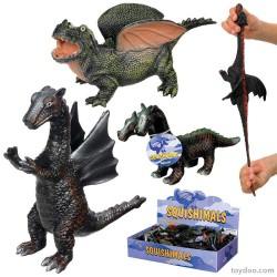 Dragons élastiques