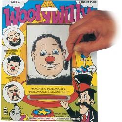 Wooly Willy - Hervé l'échevelé