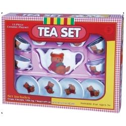Service à thé de l'ourson...