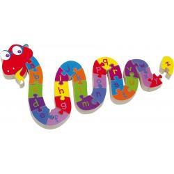 "Puzzle ABC ""serpent"""